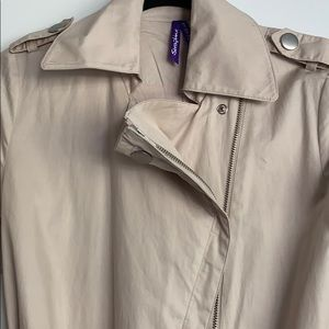 Seraphine Jackets & Coats - Seraphine maternity 🎉HP🎉size 4 trench coat